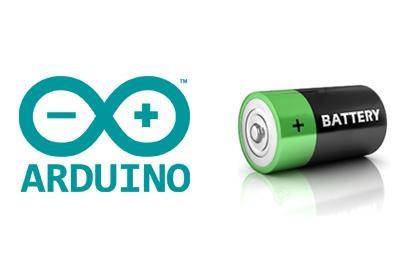 arduino baterias