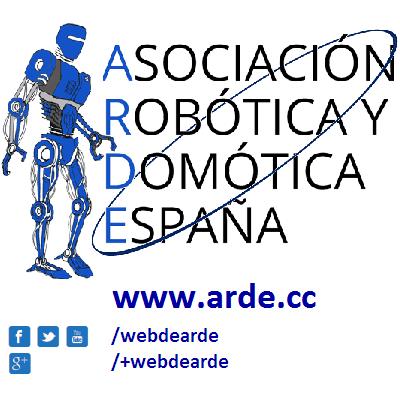 ROBOT logo ARDE orbita social