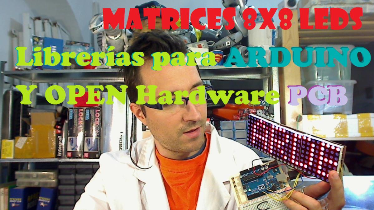 Matriz8x8LEDs
