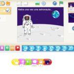 Cuentos interactivos con Scratch Jr