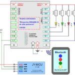 PR15 – Bluetooth – Conmutador de 4 LED