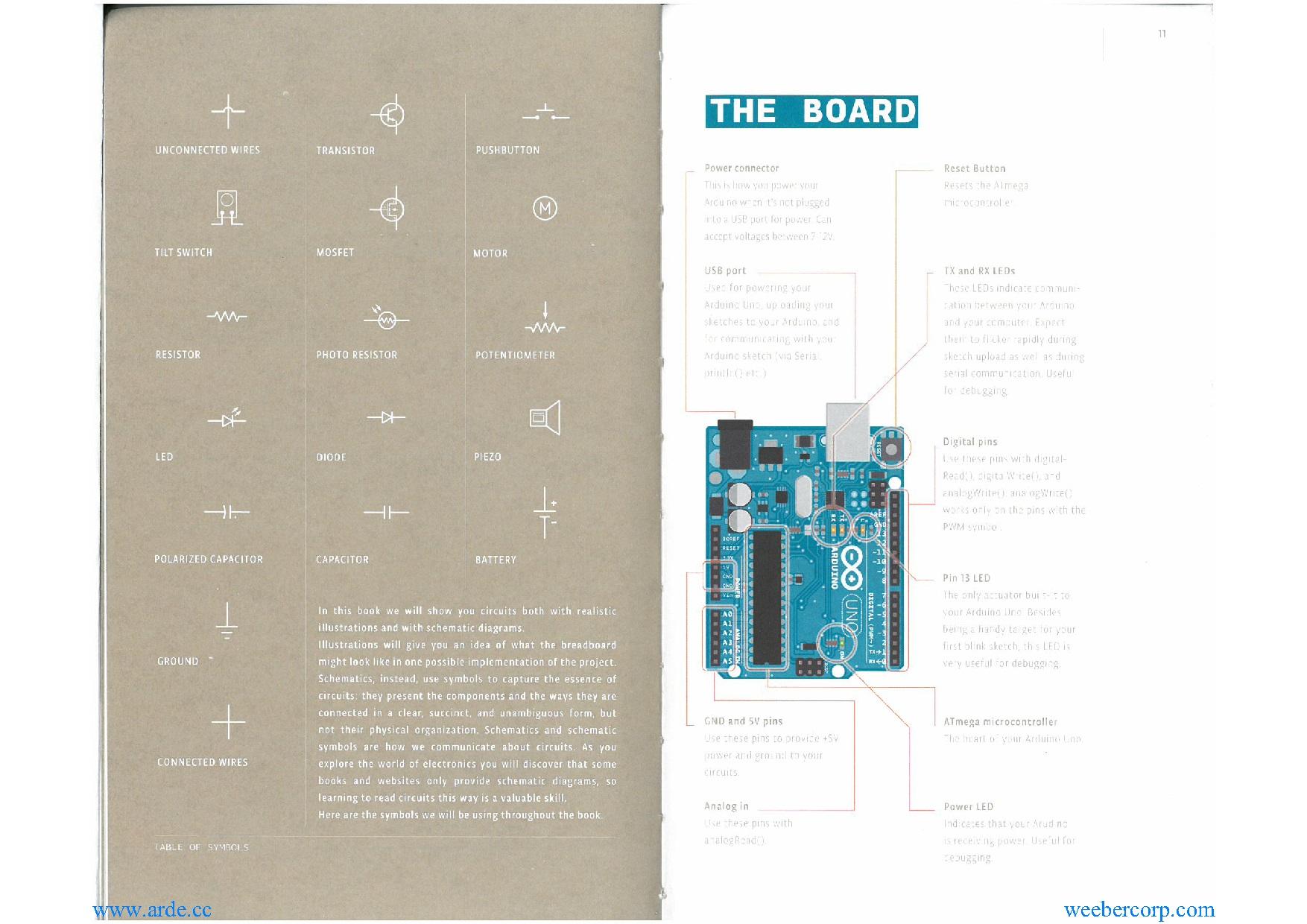 ArduinoBook_ARDE_Board