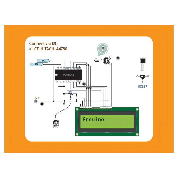 abc arduino basicas conexiones LCD