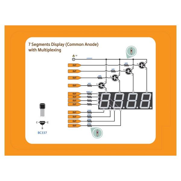 abc arduino basicas conexiones dislay