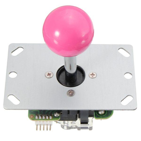 joystick diy joystick rosa usb