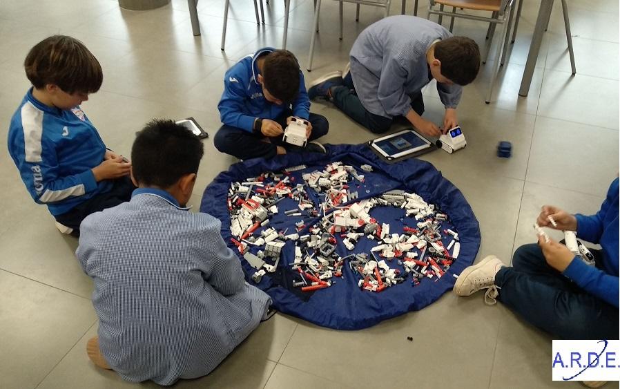 robotica lego codeyrocky